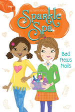 Bad News Nails : Sparkle Spa - Jill Santopolo