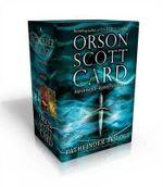 Pathfinder Trilogy Boxset : Pathfinder / Ruins / Visitors - Orson Scott Card