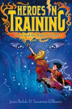 Crius and the Night of Fright : Heroes in Training - Joan Holub