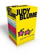 Judy Blume Essentials : Are You There God? It's Me, Margaret; Blubber; Deenie; Iggie's House; It's Not the End of the World; Then Again, Maybe I Won't; Starring Sally J. Freedman as Herself - Judy Blume