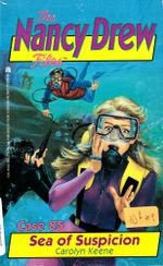 Sea of Suspicion : Nancy Drew Files - Carolyn Keene