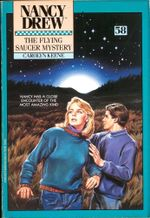 The Flying Saucer Mystery : Nancy Drew - Carolyn Keene