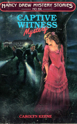 Captive Witness : Nancy Drew - Carolyn Keene