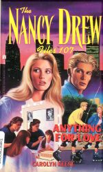 Anything for Love : Nancy Drew Files - Carolyn Keene