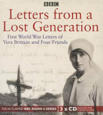 Letters from a Lost Generation - Mark Bostridge