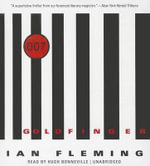 Goldfinger - Professor of Organic Chemistry Ian Fleming
