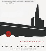 Thunderball - Professor of Organic Chemistry Ian Fleming