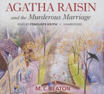 Agatha Raisin and the Murderous Marriage - M C Beaton
