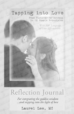 Tapping Into Love Reflection Journal - MC Laurel Lee