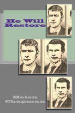 He Will Restore - Helen Chapman