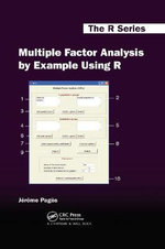 Multiple Factor Analysis by Example Using R - Jerome Pages