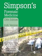 Simpson's Forensic Medicine : Irish Version - Jason Payne-James