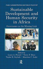 Sustainable Development and Human Security in Africa : Governance as the Missing Link