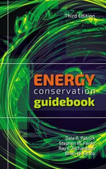 Energy Conservation Guidebook, Third Edition - Stephen W Fardo