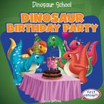 Dinosaur Birthday Party - Joyce Jeffries