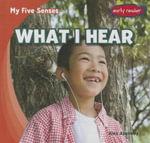What I Hear - Alex Appleby