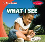 What I See - Alex Appleby