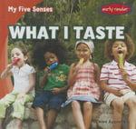 What I Taste - Alex Appleby