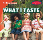 What I Taste - Alex Appleby