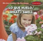Lo Que Huelo / What I Smell - Alex Appleby