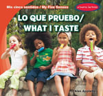 Lo Que Pruebo / What I Taste - Alex Appleby