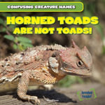 Horned Toads Are Not Toads! - Wes Flynn