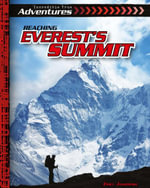 Reaching Everest's Summit - Emily Jankowski