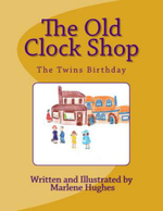 The Old Clock Shop Book 1 - Marlene Hughes