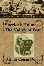 Sherlock Holmes - The Valley of Fear - Arthur Conan Doyle