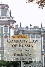 Company Law of Russia - Olga Markova