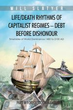 Life/Death Rhythms of Capitalist Regimes - Debt Before Dishonour : Part III Forecast Dominance - Will Slatyer