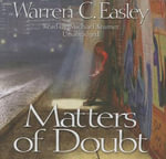 Matters of Doubt : A Cal Claxton Mystery - Warren C Easley