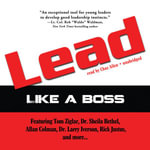 Lead Like a Boss : Like a Boss - Larry Iverson
