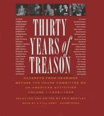 Thirty Years of Treason, Volume 1 : Excerpts from Hearings Before the House Committee on Un-American Activities, 1938-1948
