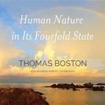 Human Nature in Its Fourfold State - Thomas Boston