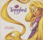Tangled : The Junior Novelization - Disney Press