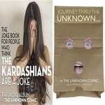 The Unknown Comic Collection : Journey Thru the Unknown and the Kardashians Joke Book - Murray Langston