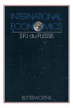 International Economics - SPJ du Plessis