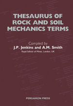 Thesaurus of Rock and Soil Mechanics Terms - J P Jenkins