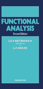 Functional Analysis - L. V. Kantorovich
