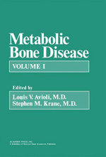 Metabolic Bone Disease : Volume 1