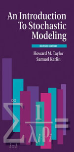 An Introduction to Stochastic Modeling - Howard M. Taylor