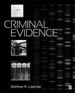 Criminal Evidence - Matthew Lippman