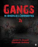 Gangs in America's Communities - James (Buddy) C (Carlton) Howell