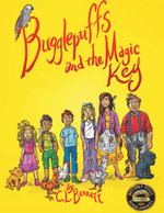 Bugglepuffs and the Magic Key - CL Bennett