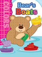 Bear's Boats, Grades Infant - Preschool - Brighter Child
