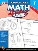 Common Core Math 4 Today, Grade 1 : Daily Skill Practice - Erin McCarthy