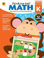 Thinking Kids' Math, Grade K
