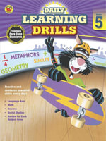 Daily Learning Drills, Grade 5 - Brighter Child