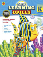 Daily Learning Drills, Grade K - Brighter Child